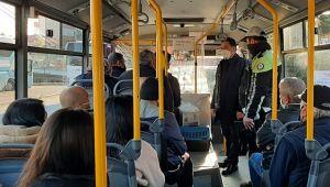 Güler'den toplu ulaşıma denetim!