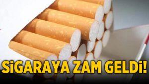 Sigara fiyatlarına zam geldi!