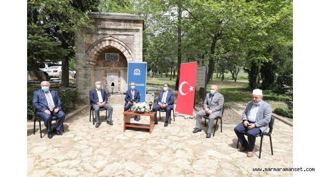 Fatih Sultan Mehmet Han,Dualarla Yad Edildi.