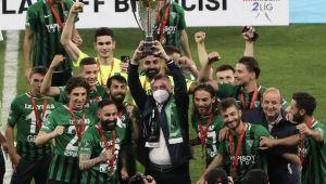 Kocaelispor, TFF 1. Lig'de!
