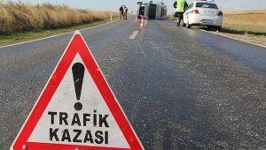 Gebze'de yaralamalı kaza!