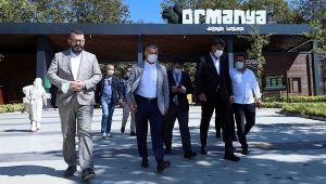 ''Ormanya, artık Türkiye'nin markasıdır''