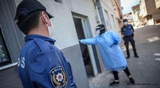35 karantina kaçağı yine sokaklarda yakalandı!