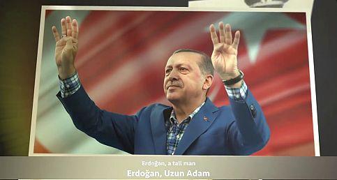 'Erdoğan A Tall Man (Uzun Adam)' - www.marmaramanset.com